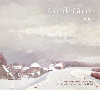 <p>Cor de Groot (1914-1993) - Nederlandse pianomuziek</p>