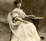 <p>De legendarische Vlaamse sopraan Berthe Seroen (1882-1957).&nbsp;</p>